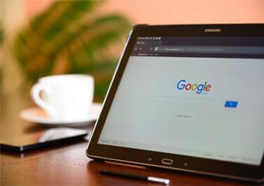 Geoptimaliseerd voor Google